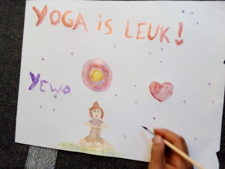 yoga is leuk
